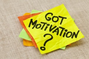 got motivation? neon post it notes