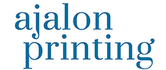 Ajalon Printing |  Letterpress Printing Local Printing Newsletter Printing
