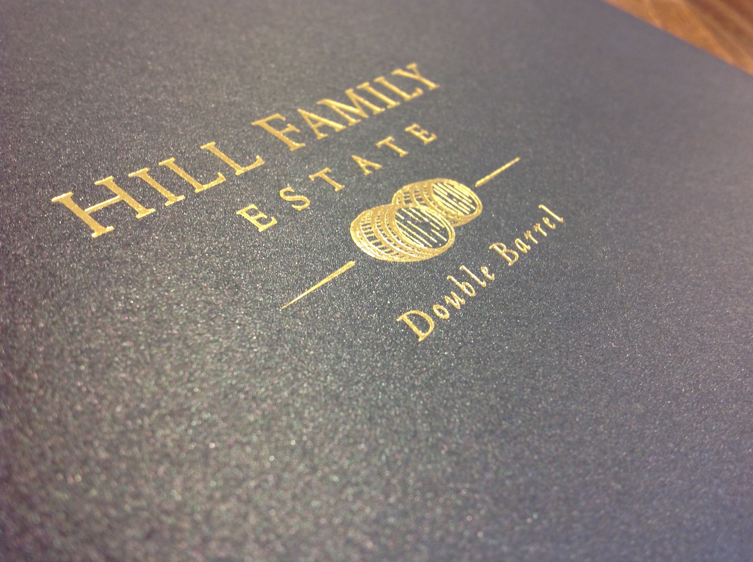 custom_printed_hill_family_envelope_for_wine_introduction_sheet